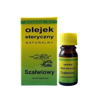Olejek Szałwiowy - 7ml - Avicenna-Oil