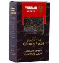 Czarna liść de luxe LB 101 - 100g - Yunnan