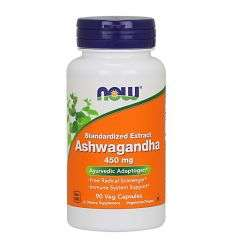 Ashwaganda - 90 kaps - Now