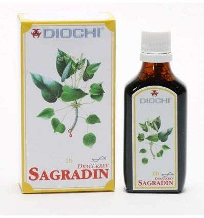 DIOCHI SAGRADIN krople 50ml
