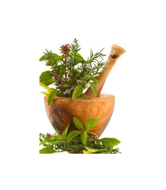 Nadczynność tarczycy - mieszanka ziołowa