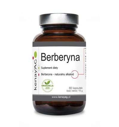 Berberyna - 60kaps - Kenay
