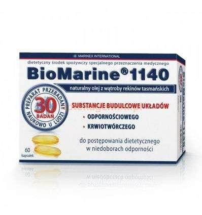 Biomarine 1140 - 60kaps - Marinex
