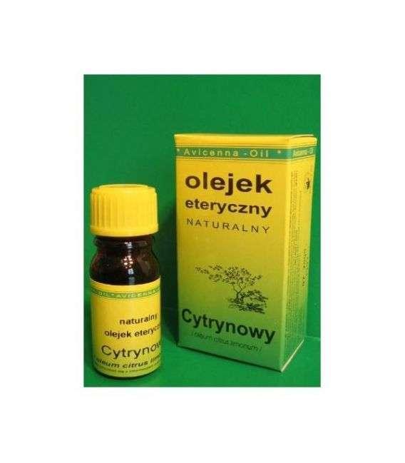 Olejek eteryczny cytrynowy - 7ml - Avicenna