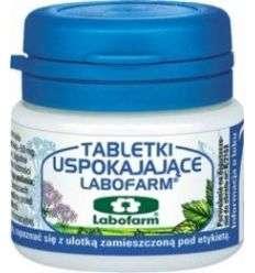 Tabletki uspokajające - 20tabl - Labofarm