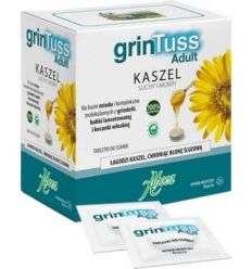 GrinTuss Adult tabletki do ssania - 20x1,5g - Aboca