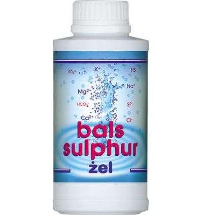 Balsam Sulphur żel przeciwreumatyczny - 300g - Sulphur Zdrój