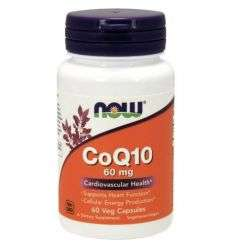 Co Q10 60 mg - 60 kaps - NOW
