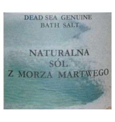 Naturalna sól z Morza Martwego - 1kg - ARTIS