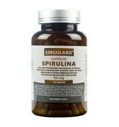 Spirulina Superior 700mg - 120kaps - Singularis