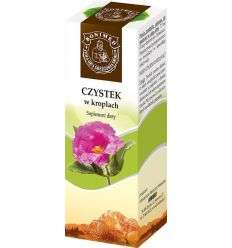 Czystek w kroplach - 100ml - Bonimed