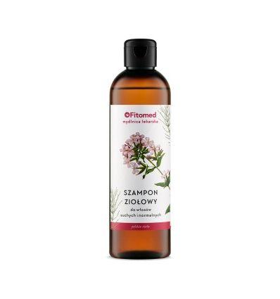 Szampon ziołowy do włosów suchych i normalnych - 250ml - Fitomed