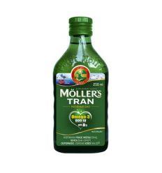 Mollers Tran Norweski Naturalny - 250ml - Orkla Helth