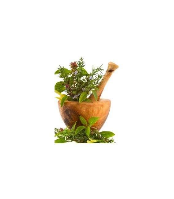 Łysienie łojotokowe - mieszanka ziołowa