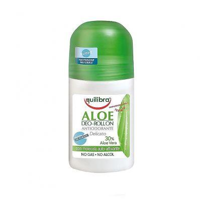 Antyperspirant Aloesowy w kulce - 50ml - Equilibra