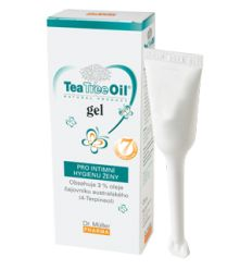Żel do higieny intymnej Tea Tree Oil - 7x7,5g - Dr Müller Pharma