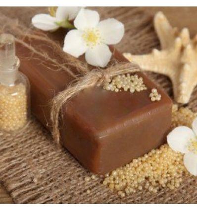 Mydło Sandałowe Żywiczne dla Panów - 160g - Maroko Produkt