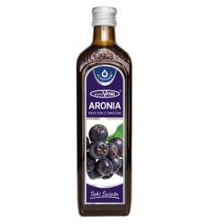 Aronia 100% sok z aronii - 490ml - aroniaVital Oleofarm