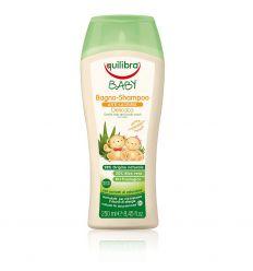 Szampon do ciała i włosów No Tears 0m+ Łagodny - 250 ml - Equilibra