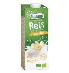 Napój ryżowo-waniliowy bio - 1l - Natumi