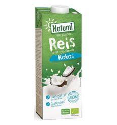 Napój ryżowo kokosowy bio - 1l - Natumi