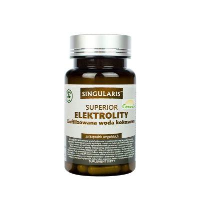 Elektrolity - 30kaps - Singularis