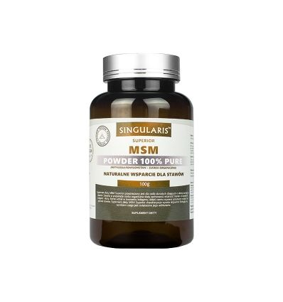 MSM proszek - 100g - Singularis