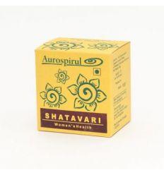 Shatavari - 100 kapsułek - Aurospirul