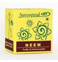 Neem - 100 kapsułek - Aurospirul