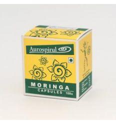 Moringa - 100 kapsułek - Aurospirul