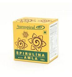 Spirulina z amlą - 100 kapsułek - Aurospirul