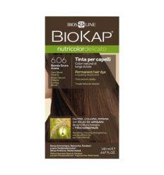 Nutricolor Delicato 6.06 Ciemny Blond - 1 szt - Biokap