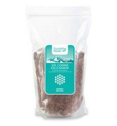 Sól czarna drobna Kala Namak - 1kg - Bio Planet