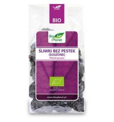 Śliwki bez pestek suszone bio - 200g - Bio Planet