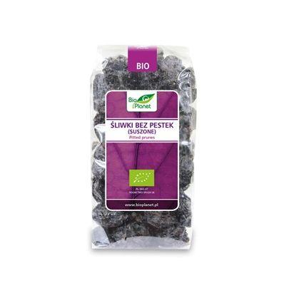 Śliwki bez pestek ( suzone) bio - 400g - Bio Planet
