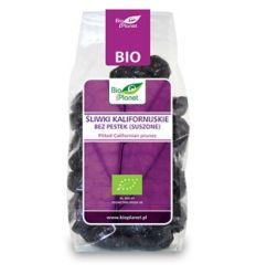 Śliwki kalifornijskie bez pestek (suszone) bio - 200g - Bio Planet