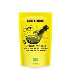 Herbata zielona matcha w proszku - 100g - Bio Planet