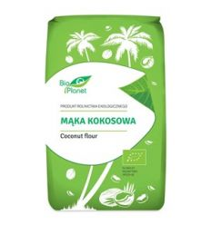 Mąka kokosowa bio - 400g - Bio Planet