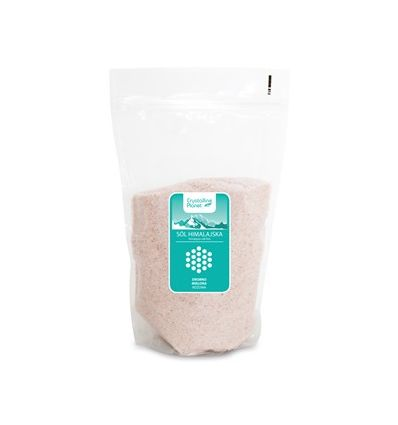 Sól himalajska drobna - 1kg - Bio Planet