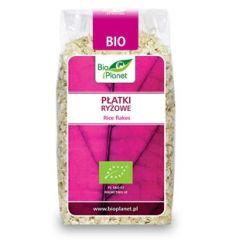 Płatki ryżowe bio - 300g - Bio Planet
