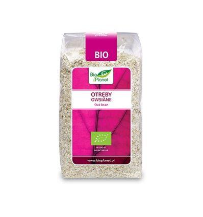 Otręby owsiane bio - 300g - Bio Planet