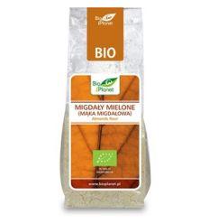 Migdały mielone (mąka migdałowa) - 100g - Bio Planet