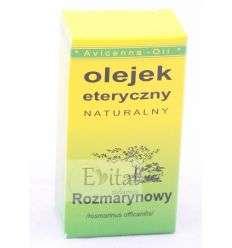 Olejek eteryczny rozmarynowy - 7ml - Avicenna