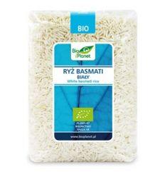 Ryż basmati biały BIO - 1kg - Bio Planet