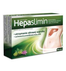 HEPASLIMIN - 30tabl - Aflofarm