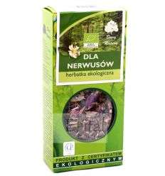 Herbata dla nerwusów eko - 50g - Dary Natury