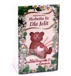 Herbata Dla Jelit fix - 20sasz x 2g - Herbapol Kraków