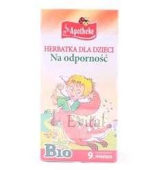 Herbatka dla dzieci Na odporność fix - 20 x 1,5g - Bio Apothet