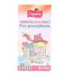 Herbata na przeziębienie dla dzieci - 20 x 1,5g - Bio Apothet
