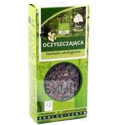 Herbata oczyszczająca eko - 50g - Dary Natury